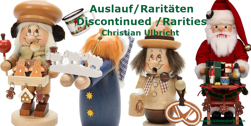 Ulbricht - Discontinued items 2021