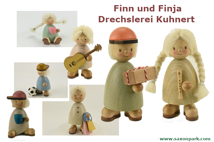 Finn und Finja