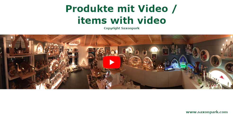 products with video
