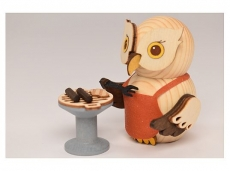 Kuhnert - mini owl with BBQ (with video)