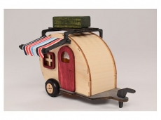 Kuhnert -caravan for mini owls (with video)