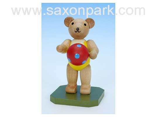 Ulbricht - Toy Bear with Ball