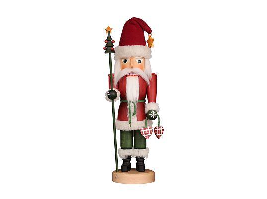 Ulbricht - Nutcracker Santa Claus Nostalgia Glazed (with video)