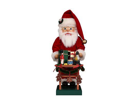 Ulbricht - Nutcracker Santa Giftgiver (with video)
