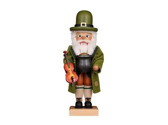Ulbricht - Nutcracker Irish Santa  (with video)