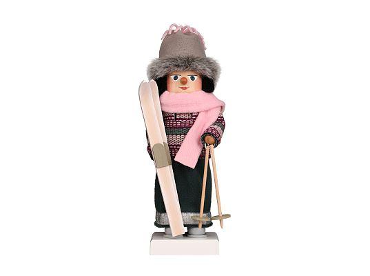 Ulbricht - Nutcracker Skier She (with video)