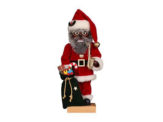Ulbricht - Nutcracker Jazz Santa (with video)