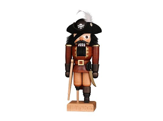 Ulbricht - Nutcracker Pirate Natural (available from April)