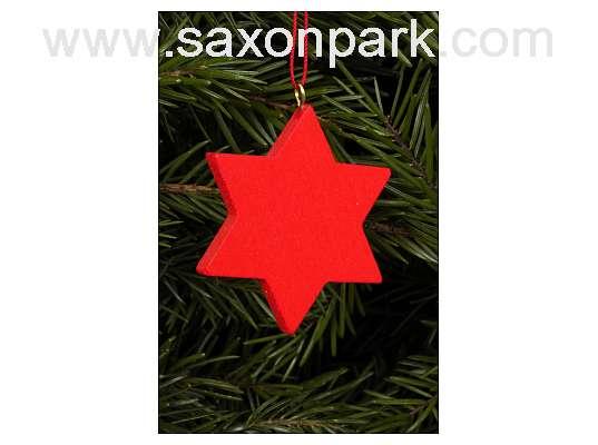 Ulbricht - Star Red Ornament