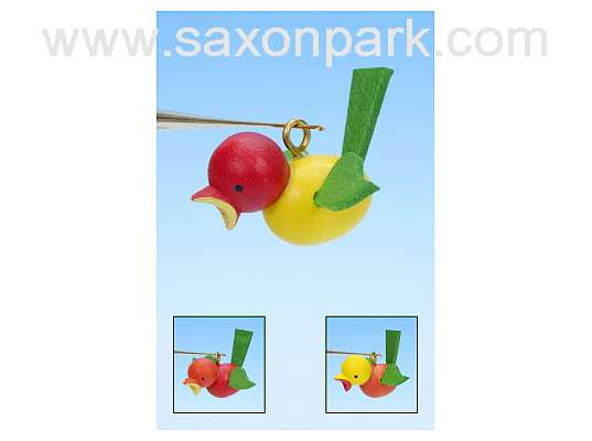 Ulbricht - Bird Ornament