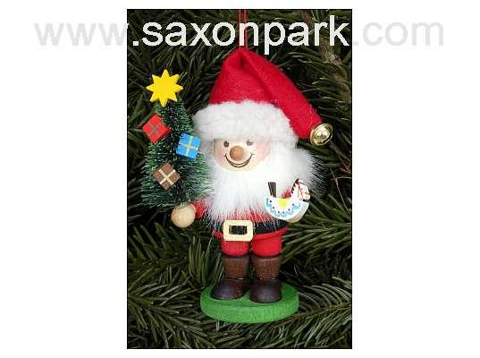 Ulbricht - Santa Red Ornament