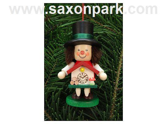 Ulbricht - Tramp Forest Fellow Ornament