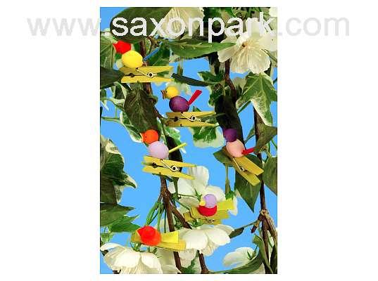 Ulbricht - Bird On Clip Ornament
