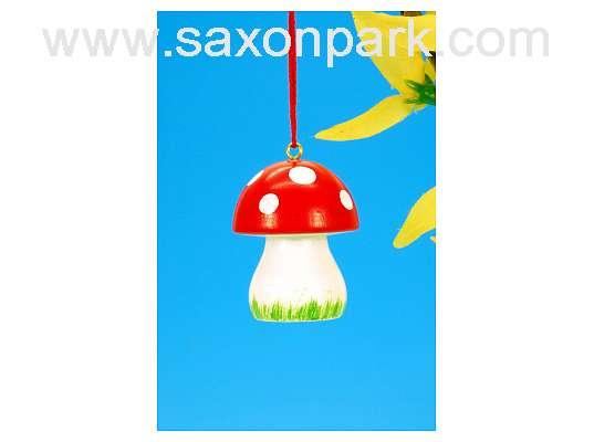Ulbricht - Mushroom Ornament