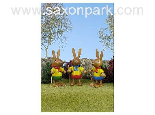 Ulbricht - Bunny Wanderer Coloured Assorted