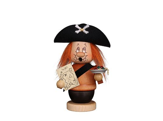 Ulbricht - Smoker Dwarf Pirate Small (available from April)