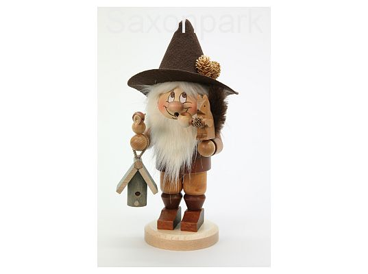 Ulbricht - smoker Dwarf Woodman (with video)