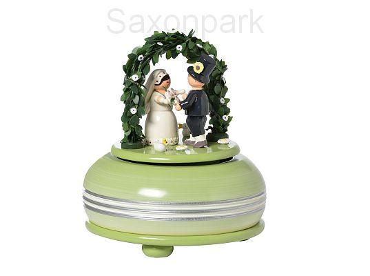 KWO - music box Wedding small; melody: Weeding March