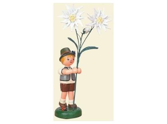 Hubrig - With a precious white flowers