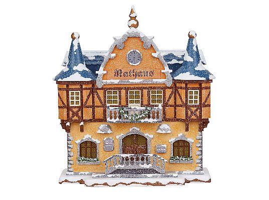 Hubrig - Winterkinder Winterhaus Rathaus (Lieferbar ab April/Mai 2020)