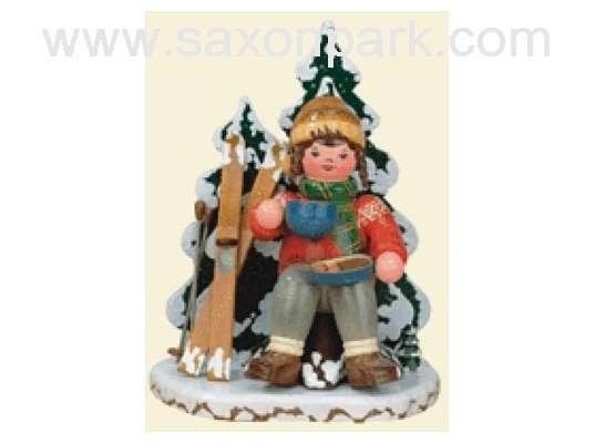 Hubrig - Incense smoker Snow rider