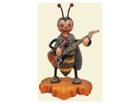 Hubrig - Bumblebee hubby with electric Guitar