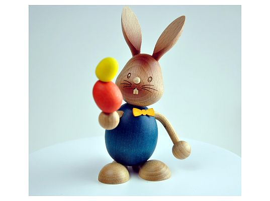 Kuhnert - Stupsi bunny juggler (with video)