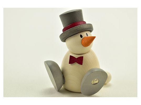 Hobler - snowman Otto sitting