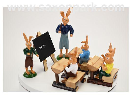 Gahlenz - rabbit school