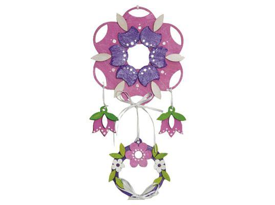 Kuhnert - craft kit flower basket