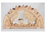 Tietze - candle arch multi-layer feeding of game