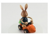 Kuhnert - Stupsi bunny with carrot runner (with video)