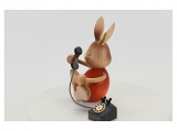 Kuhnert - Stupsi bunny with telephone (with video)
