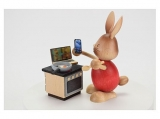 Kuhnert - Stupsi bunny in home office (with video)