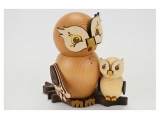 Kuhnert - Smoker Owl with child (with video)