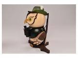Kuhnert - Smoker Owl - huntsman (with video)