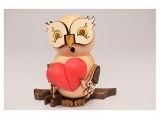 Kuhnert - Smoker Owl - with heart (with video)