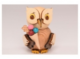 Kuhnert - mini owl with ice cream (with video)