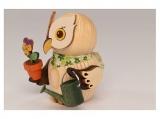 Kuhnert - mini owl gardener (with video)