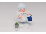 Kuhnert - Snowflake with watering can