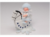 Kuhnert - Snowflake little rider