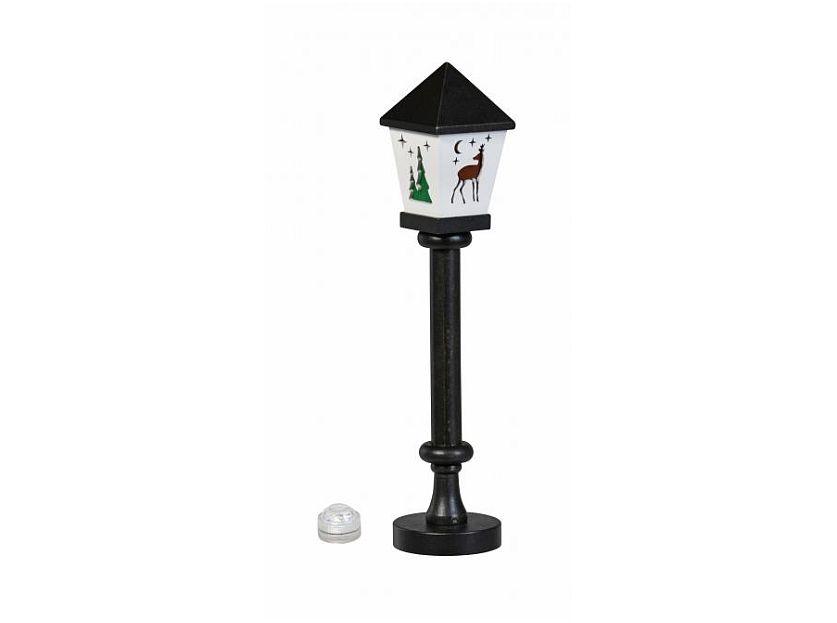 KWO - lantern illuminated for railroad