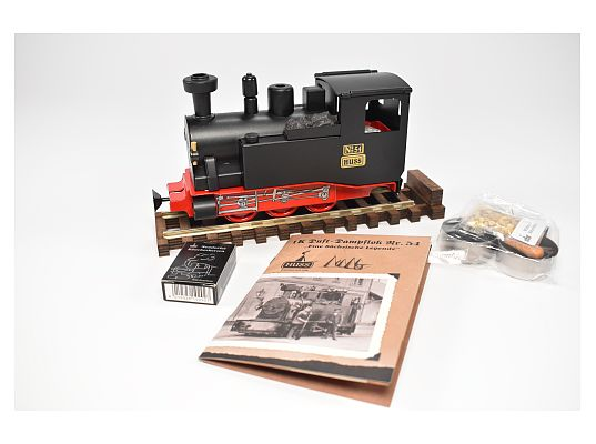 Huss - HUSS IK Scented steam locomotive - The other one (with video)