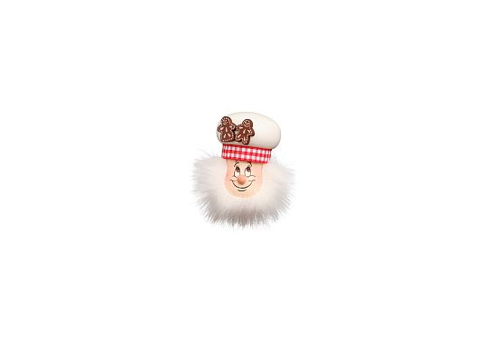 Ulbricht - Fridge Magnet Dwarf Confectioner