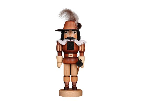 Ulbricht - Nutcracker Musketeer Natural (Available from April 2021)