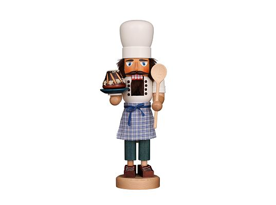 Ulbricht - Nutcracker Baker Glazed Coming soon (April 2019) in limited edition and usually sold out quickly.