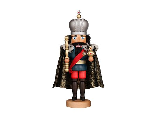 Ulbricht - Nutcracker Czar Glazed (available from April)