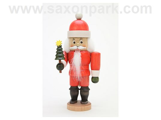 Ulbricht - Nutcracker Santa Claus Glazed