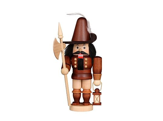 Ulbricht - Nutcracker Nightwatchman Natural (Available from April 2021)