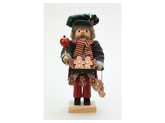 Ulbricht - nutcracker Gingerbread Vendor (with video)